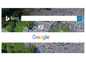 Bing vs Google - San Francisco Bay Area SEO & SEM Zak & Zu Marketing