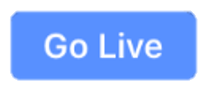 Facebook Live Go Live button