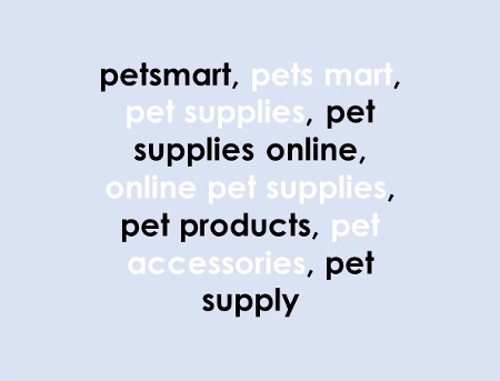 Petsmart homepage meta keywords