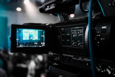 professional recording equipment for facebook live